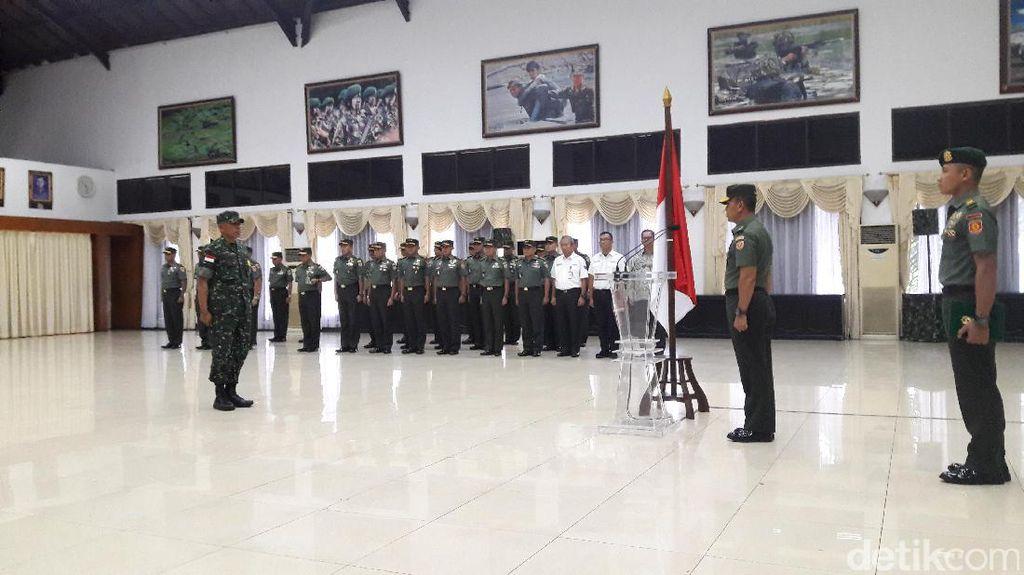 Tim AASAM TNI AD Juara Tembak 10 kali, KSAD: Terus Berlatih