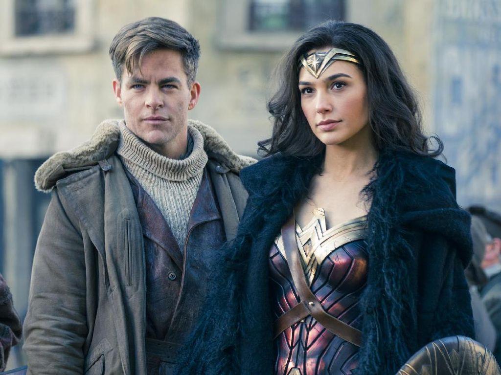 Terungkap Steve Trevor Bisa Kembali di Wonder Woman 1984