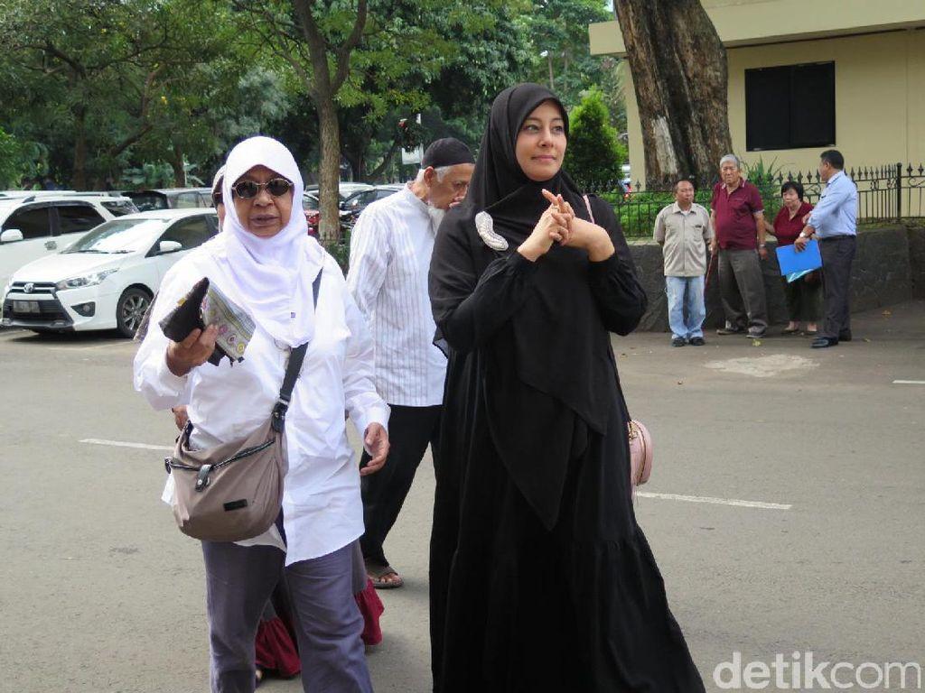 Ustad Al Habsyi Santai Tanggapi Laporan KDRT Putri Aisyah