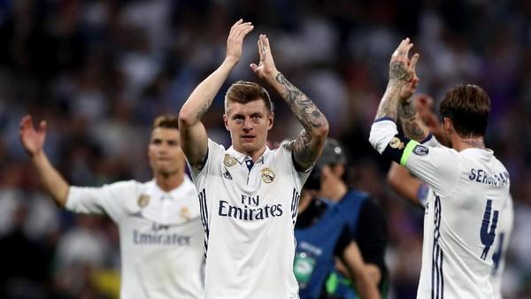 Madrid Tak Punya Resep Ajaib untuk Juarai Liga Champions