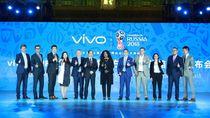 Vivo Jadi Ponsel Resmi Piala Dunia 2018 dan 2022