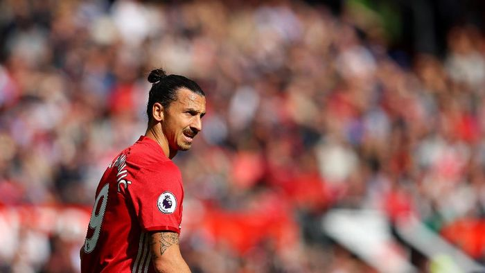 Zlatan Ibrahimovic main lagi bulan Desember? (Richard Heathcote/Getty Images)