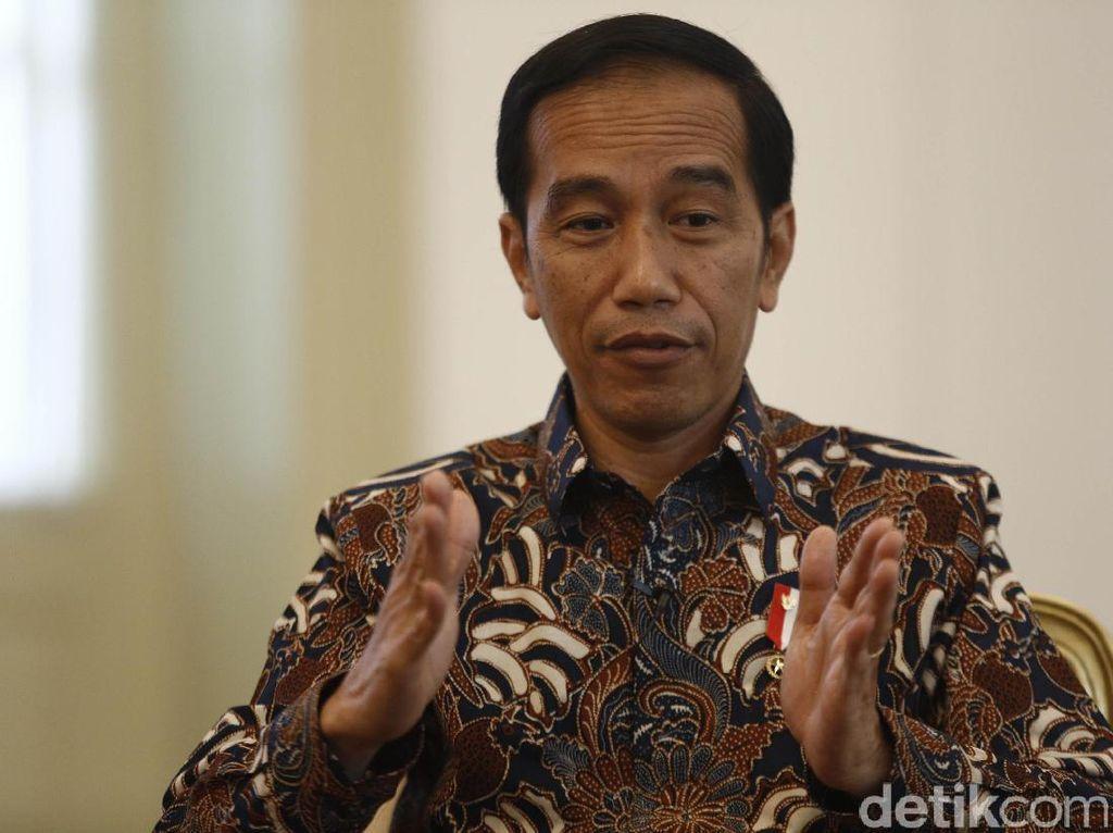 Moratorium Izin Kebun Kelapa Sawit, Ini Instruksi Jokowi