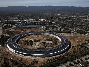 Kantor Pusat Apple Terunik di Dunia?