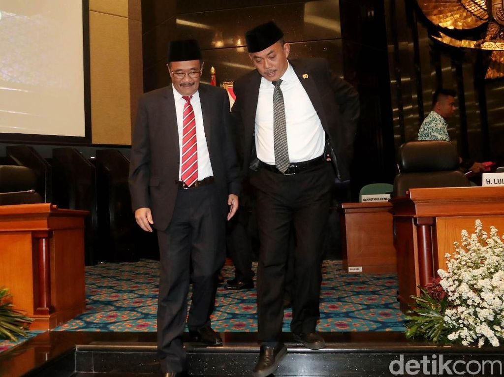 Ketua DPRD DKI: Pengangkatan Djarot Jadi Gubernur Hak Presiden