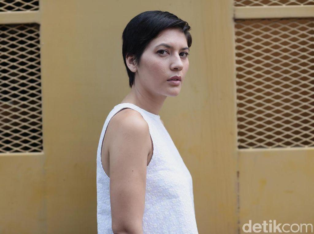 Main Film Jailangkung, Hannah Al Rashid Pura-pura Ketakutan