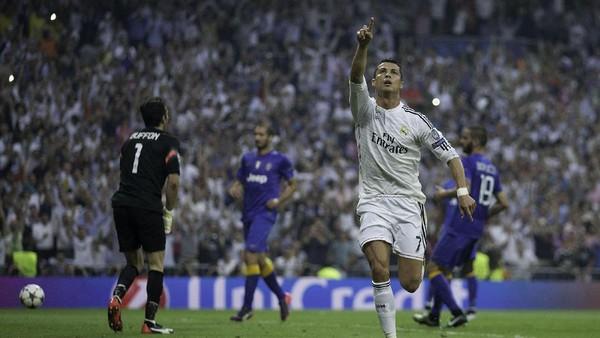 Ronaldo: Juve Memang Hebat, tapi Madrid Lebih Baik