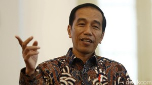 Tempe Bacem dan Sayur Bayam, Menu Sederhana Favorit Presiden Jokowi