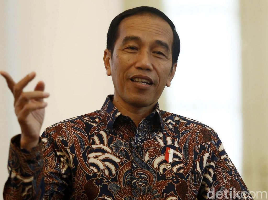 Didampingi Sri Mulyani dan Menperin, Jokowi Buka Puasa Bareng Pengusaha