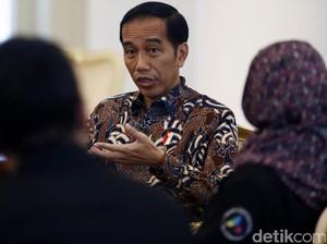 Selamat Ultah Pak Jokowi, Presiden yang Hobi Minum Temulawak