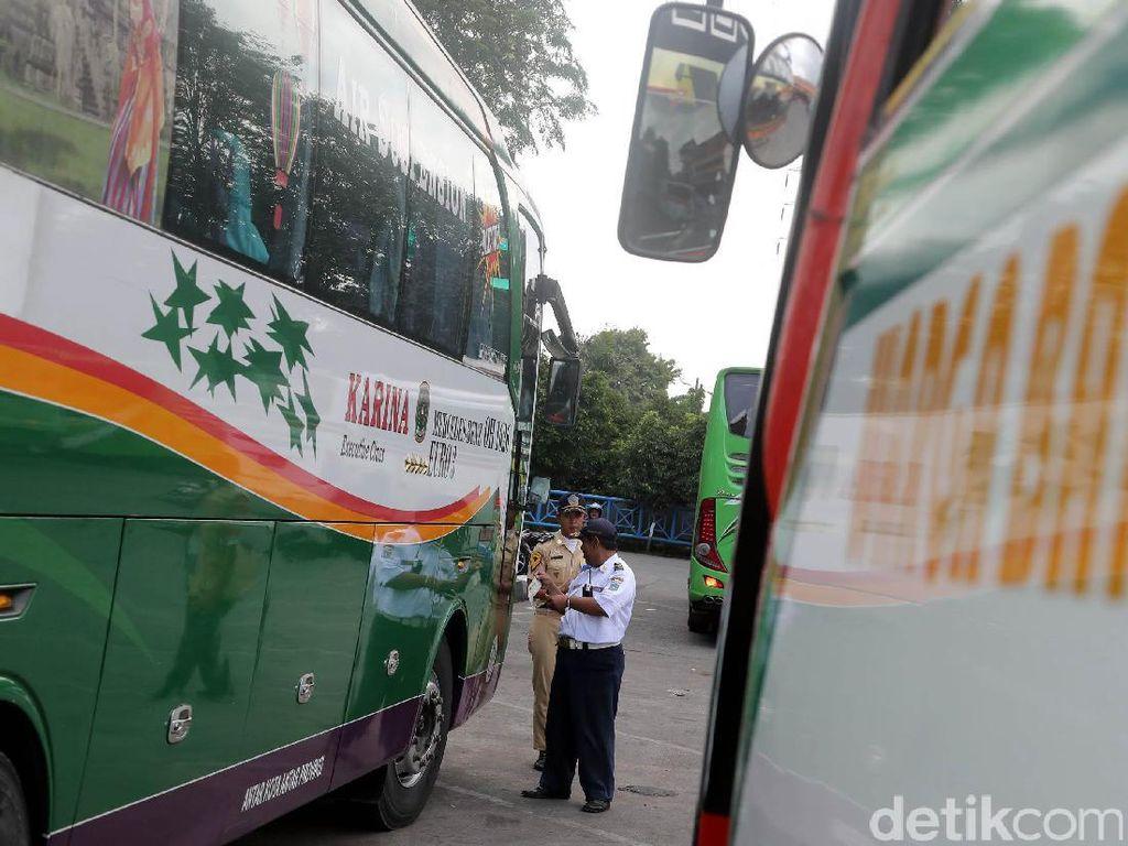 500 Bus Tambahan Disiapkan untuk Mudik Lebaran di Banten