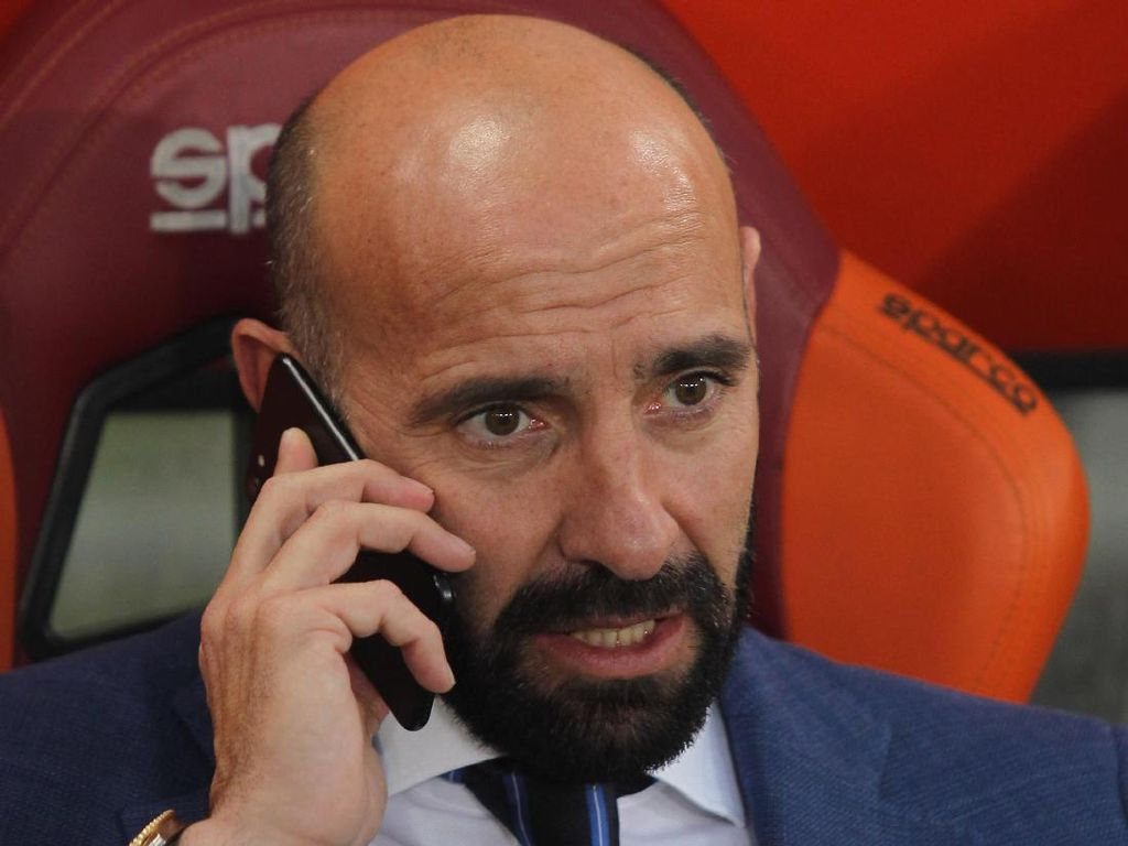 Monchi Tinggalkan Jabatan Direktur Olahraga Roma