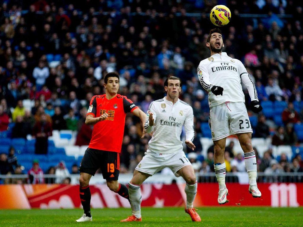Pilih Bale atau Isco, Zidane?