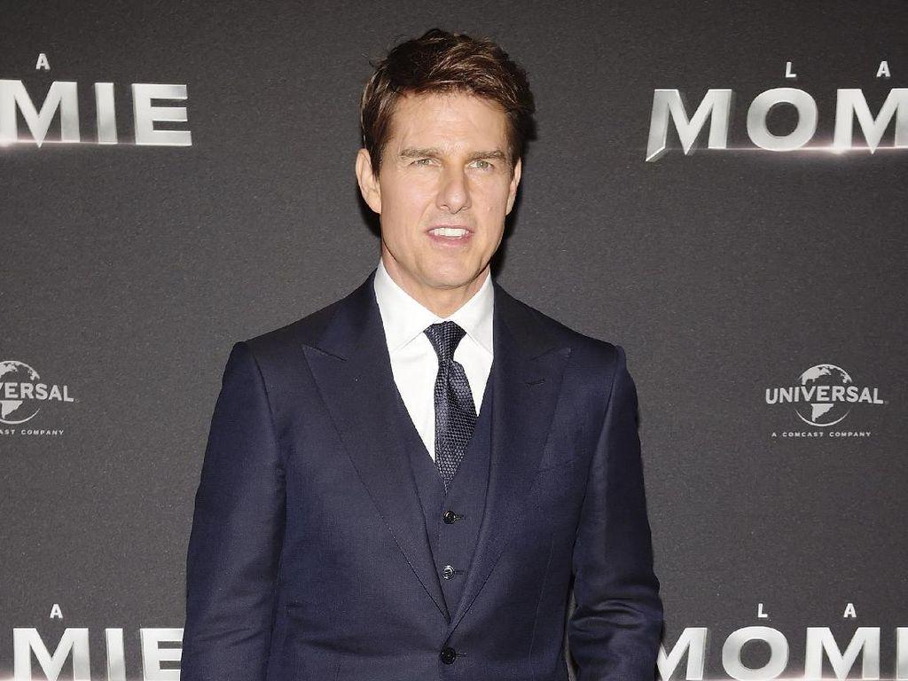 Putri Tom Cruise dan John Travolta Anggota Diperhitungkan, Apa Itu Scientology?