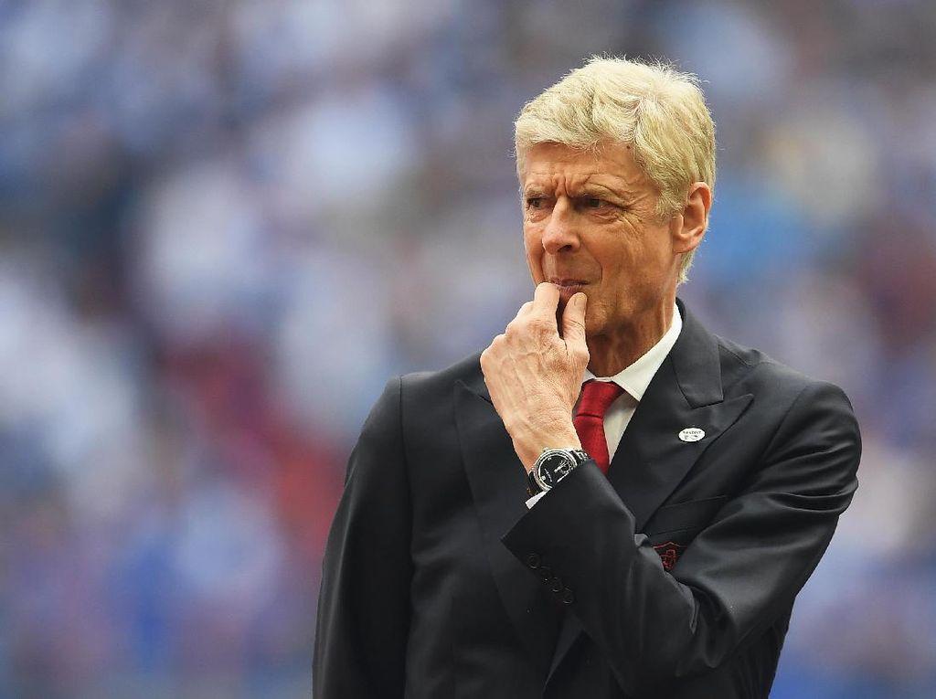 Wenger, Perbarui Ide-idemu!