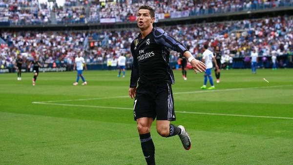 Tak Cuma Kaki Kanan, Kepala dan Kaki Kiri Ronaldo Juga Berbahaya