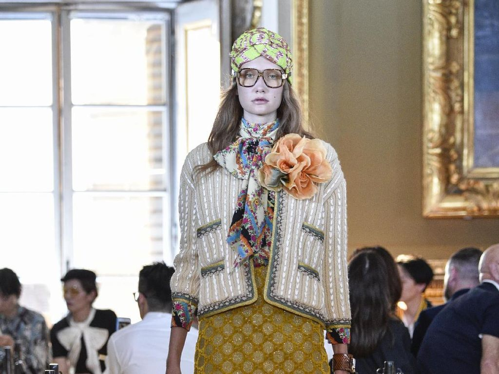 Gucci Hingga Nike, Ini Daftar 10 Merek Fashion yang Paling Hot!