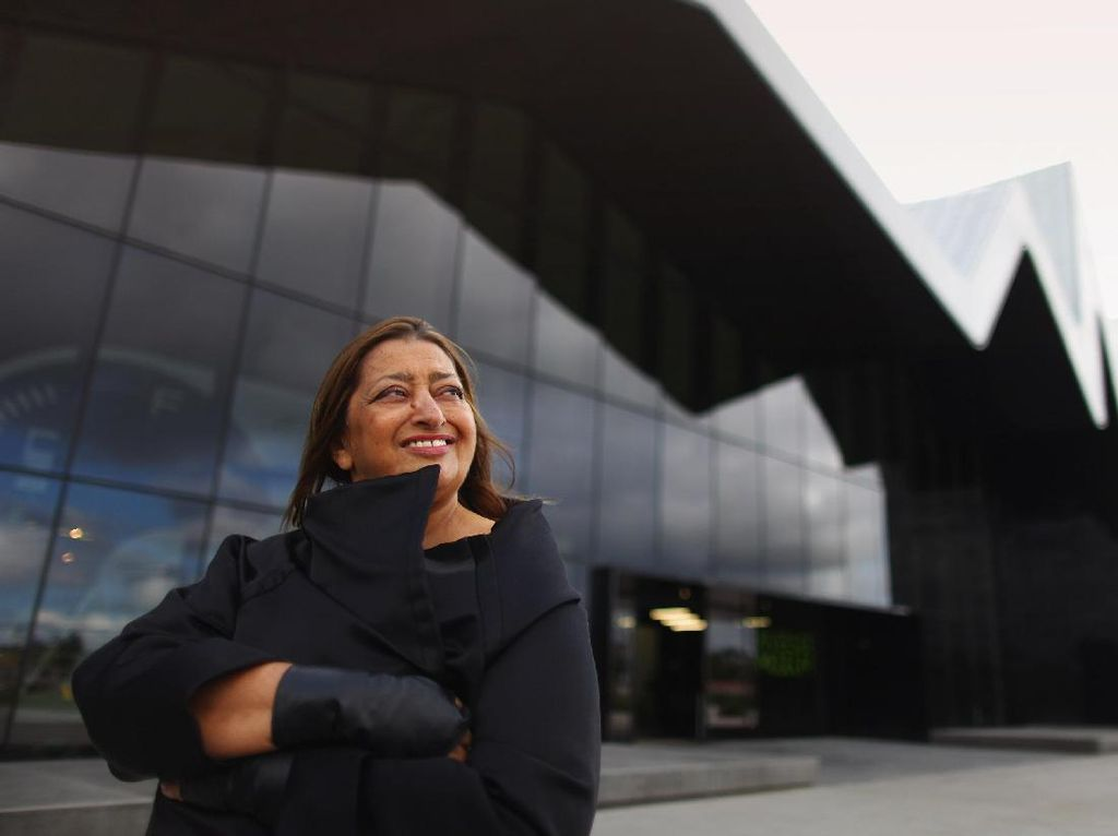 5 Karya Megah Zaha Hadid, Arsitek Wanita Bintang Google Doodle