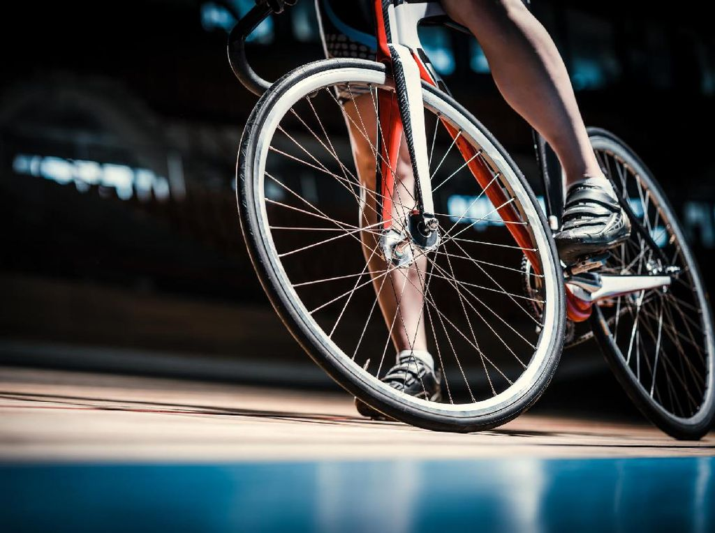 Duh! Alami Kecelakaan Sepeda, Mr P Remaja Ini Separuh Terkupas
