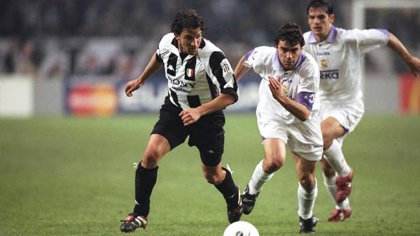 Mengingat Kembali Final Juventus vs Madrid di Tahun 1998