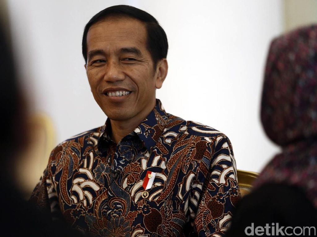 Jokowi: Gong Xi Fa Cai, Semoga Kita Semua Makin Sejahtera