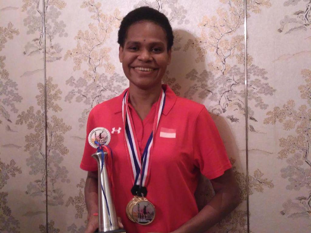 Lea Elvensia Kahol, MVP 3x3 Asia yang Sempat Tak Tahu Basket Itu Apa