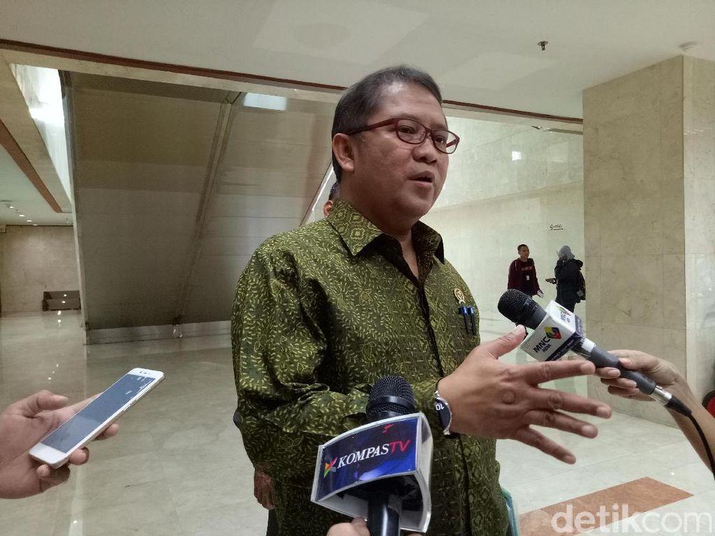 Raker dengan DPR, Menkominfo Jelaskan Kronologi Serangan Wannacry