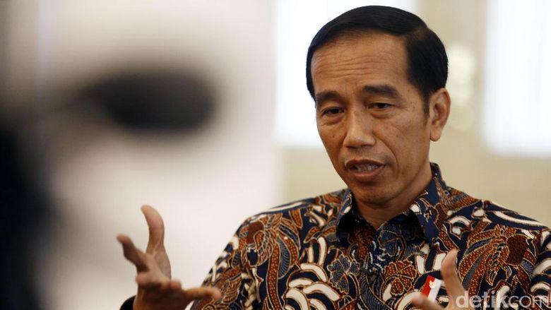 Kumpulkan Menteri, Jokowi Bahas Penyusunan Perpres Sekolah 5 Hari
