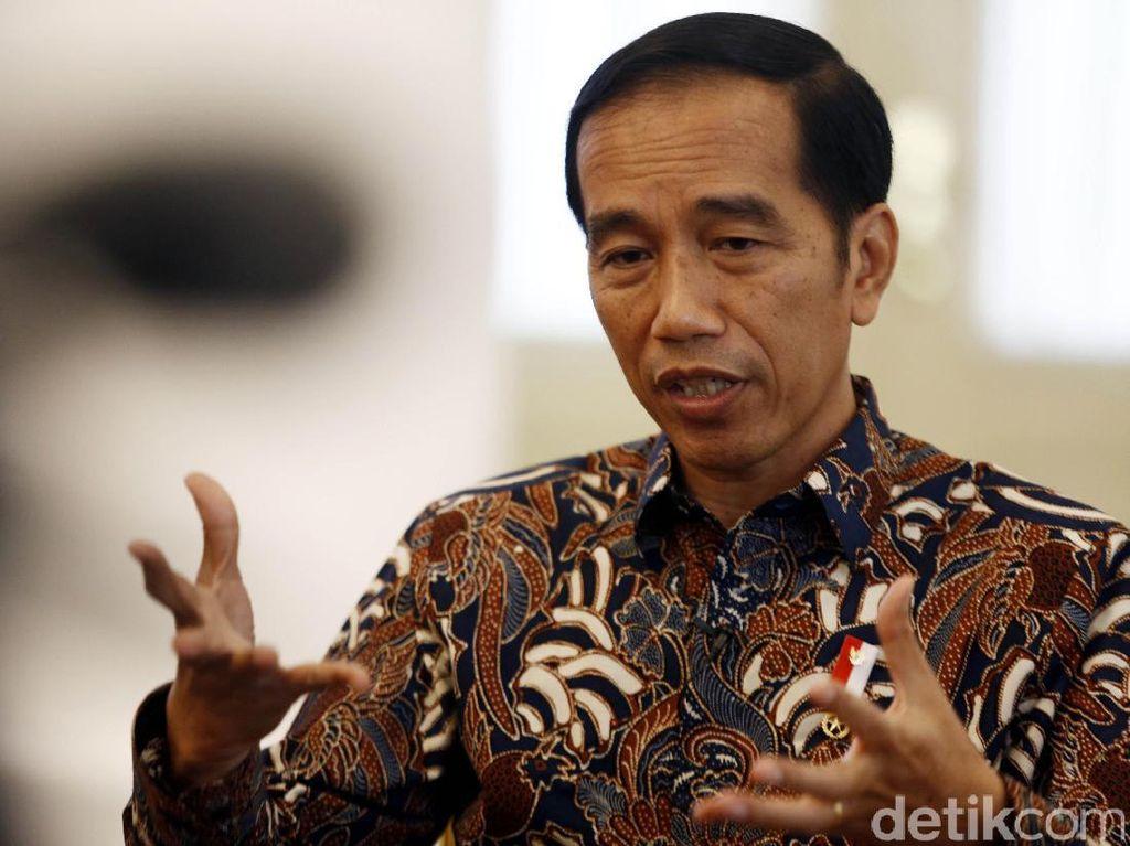 Kumpulkan Pedagang Beras di Istana, Jokowi Cek Harga dan Stok