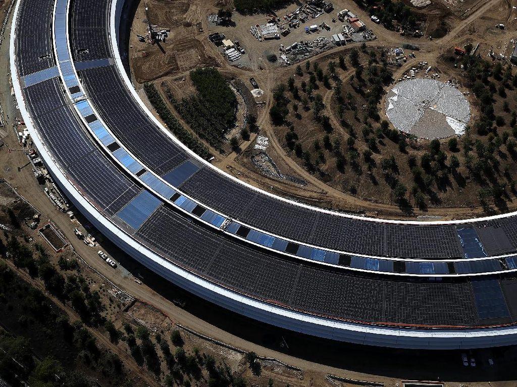 Asyik, Ada Hotel Khusus Karyawan di Kantor Apple