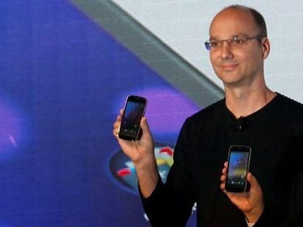 Noda Hitam Bapak Android yang Gegerkan Google