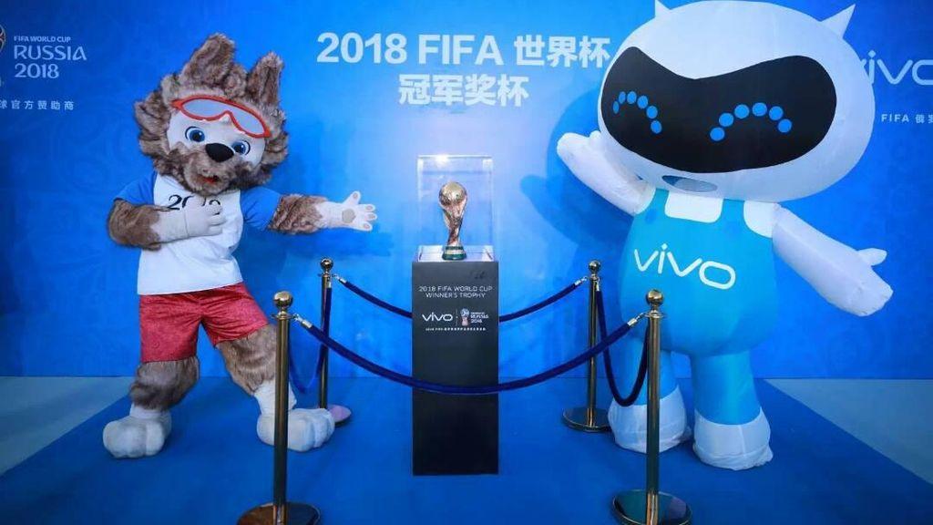 Sponsor Resmi Piala Dunia, Bukti Komitmen Vivo di Ranah Global