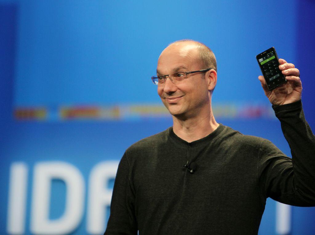 Rentetan Kesialan yang Menimpa Bapak Android