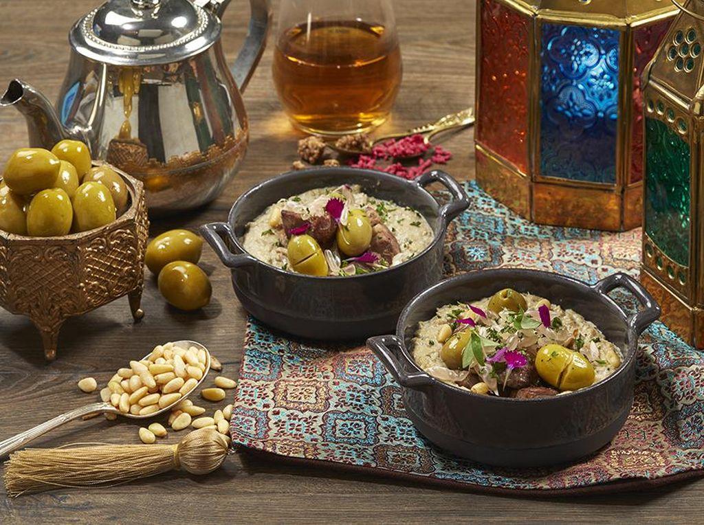 Arts Cafe Sajikan Manti dan Daylan Kofte Khas Turki untuk Buka Puasa