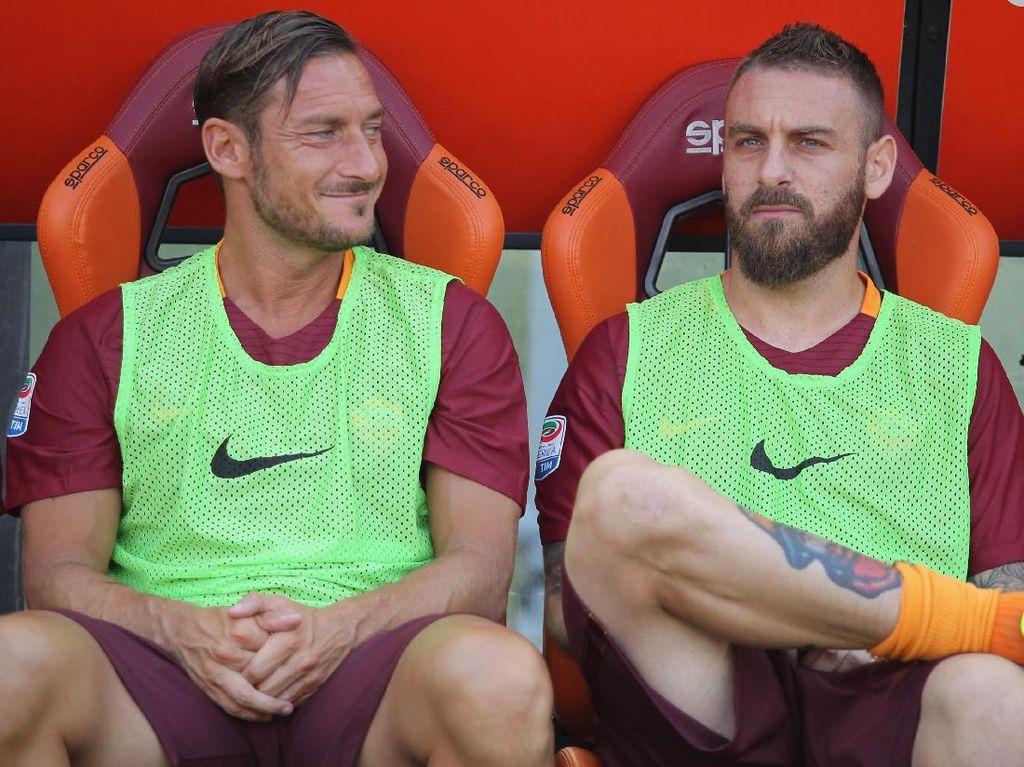 De Rossi Pergi, Totti: Kesedihan dan Akhir Bab Sejarah Roma Lainnya