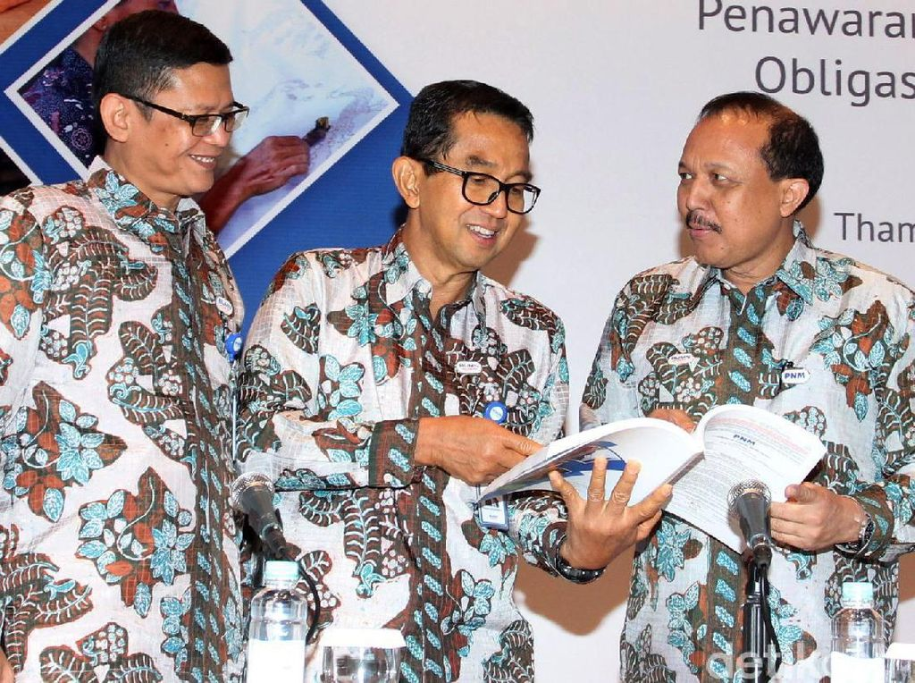 PNM Terbitkan Obligasi dengan Kupon 10%