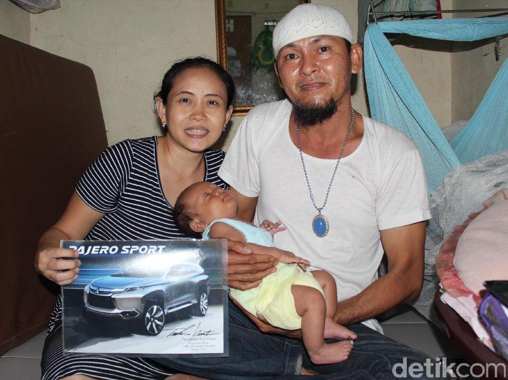 Bos Mitsubishi: Unik Ya Ada Bayi Namanya Pajero Sport