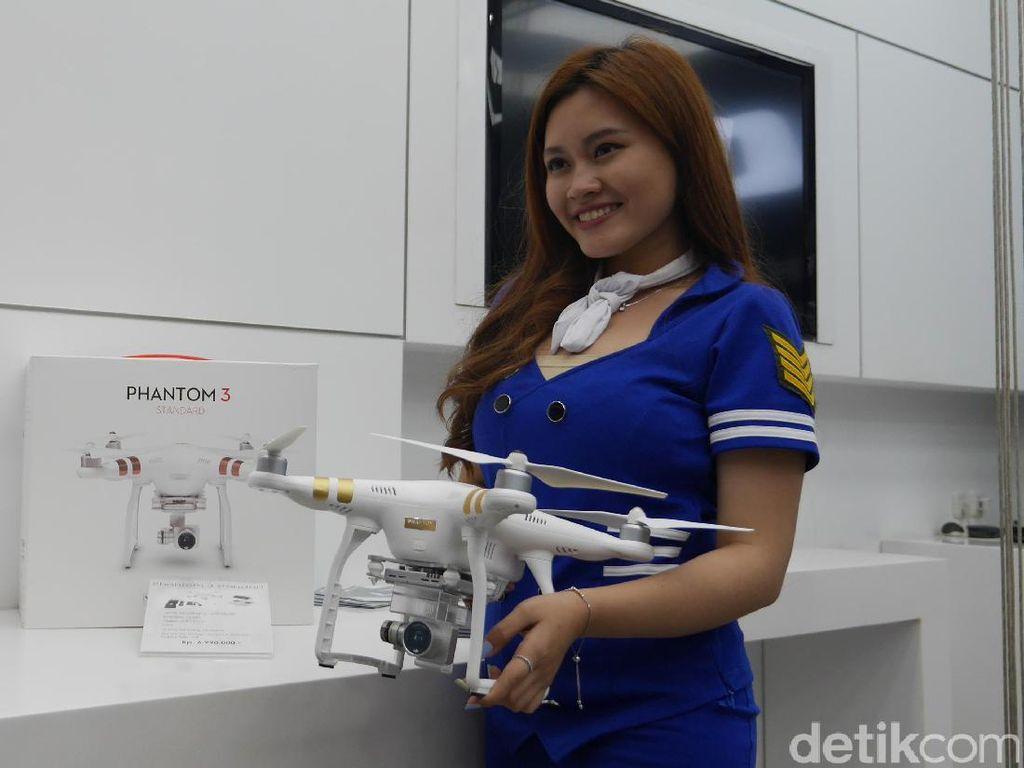 Drone DJI, Dari Selfie Sampai untuk Pertanian