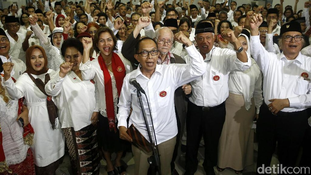 Dokter Bhinneka Tunggal Ika Deklarasikan Petisi Kebangsaan