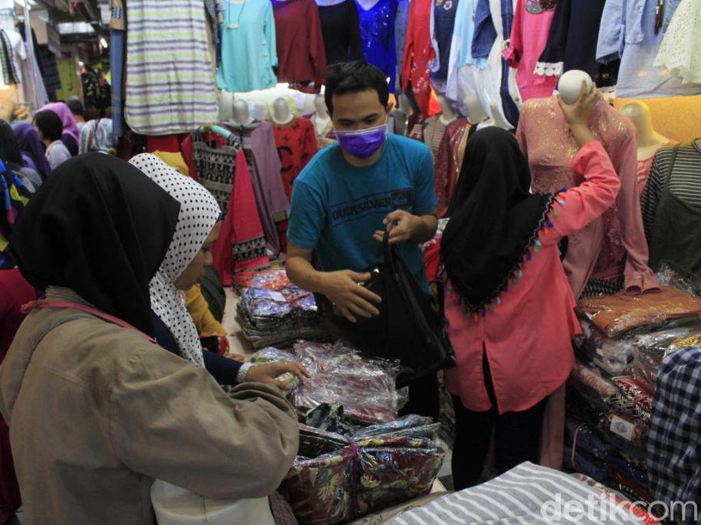Pasar Andir Bandung Kembali ke Pangkuan Swasta