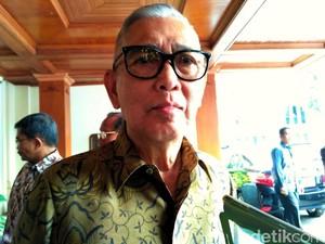 Try Sutrisno Dukung Panglima soal Nobar Film G30S/PKI