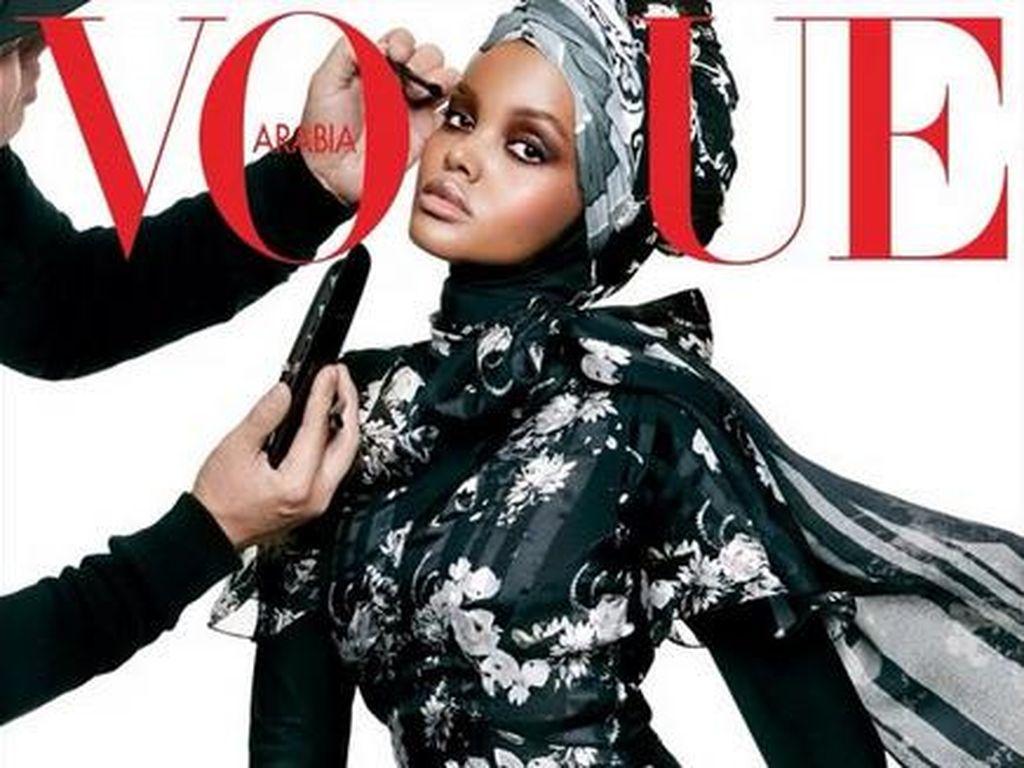 Kisah Halima Aden, Model Berhijab yang Tak Bahagia Setelah Sukses Mendunia