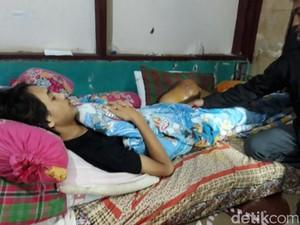 Tolong, Warga Cimenyan Bandung Pengidap Kanker Tulang Butuh Bantuan