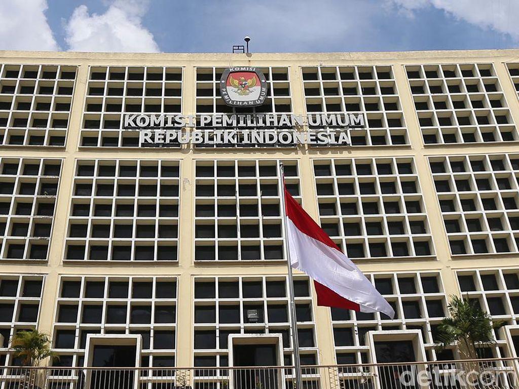 Cegah Peretasan, KPU Minta Tambahan Dana Rp 35 Miliar ke Jokowi