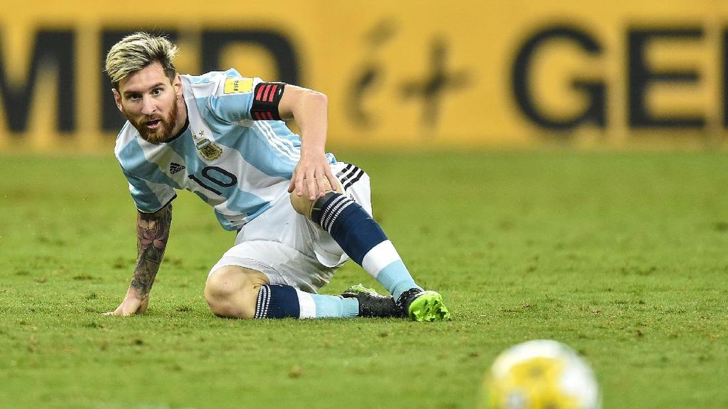 Messi Tetap Pemain Terhebat Sekalipun Tanpa Trofi Piala Dunia