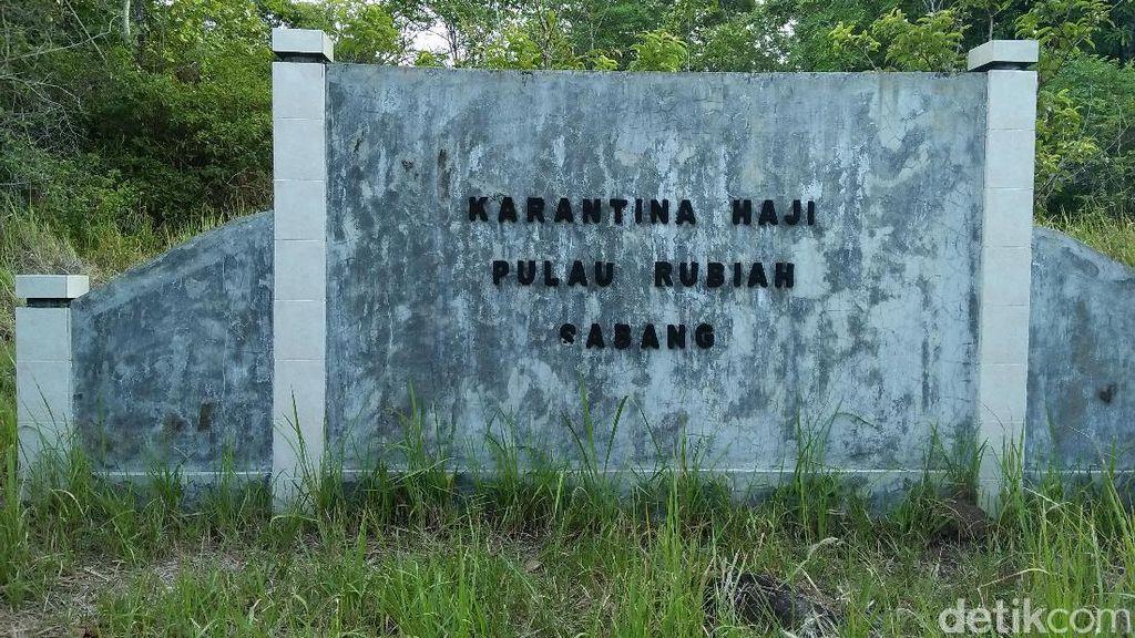 Potret Peninggalan Asrama Haji Pertama Indonesia di Sabang