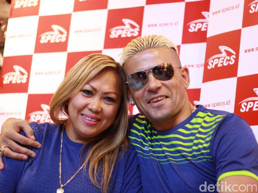 Menu Sahur dan Buka Puasa Spesial untuk Cristian Gonzales dari Sang Istri
