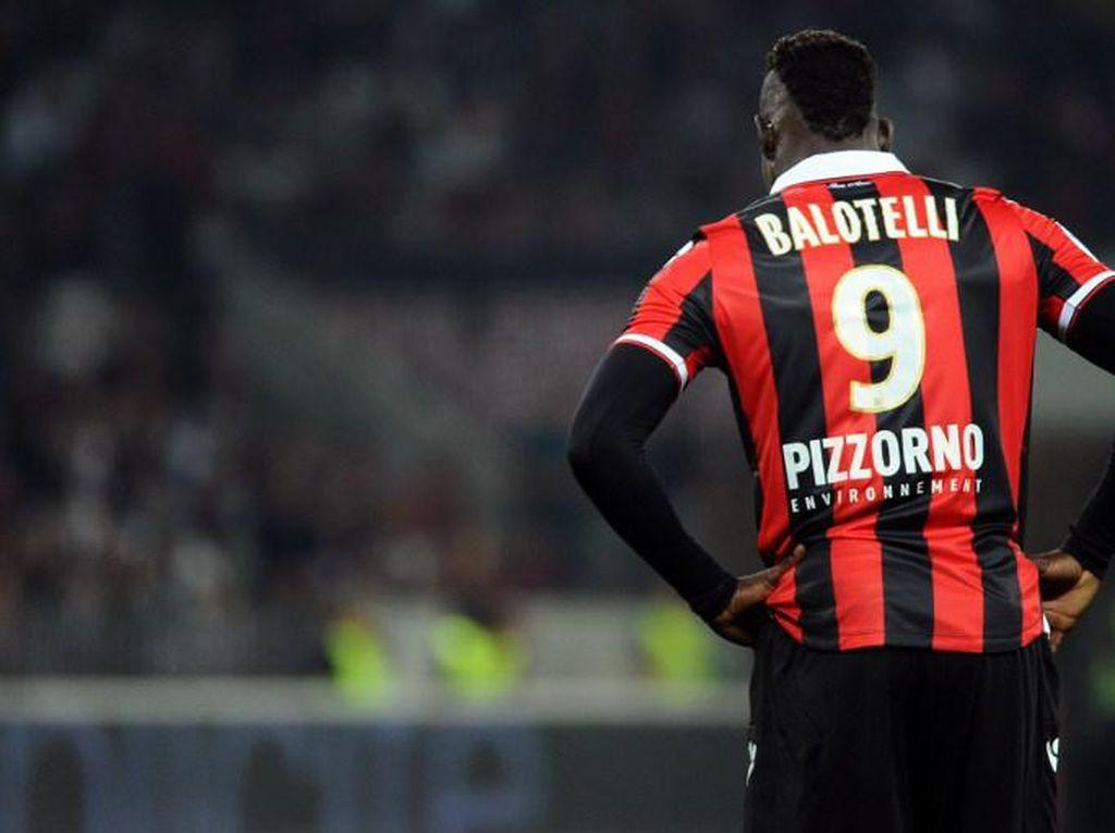 Balotelli Diminati Dortmund dan Marseille