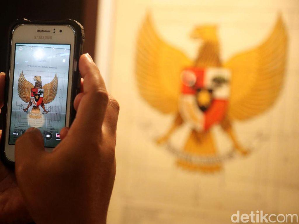 Melihat Pameran Lahirnya Pancasila di Museum Nasional