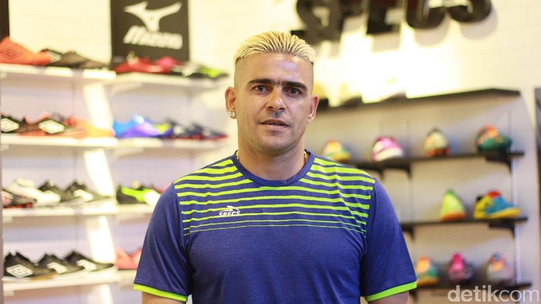 Madura United Resmi Datangkan Cristian Gonzales